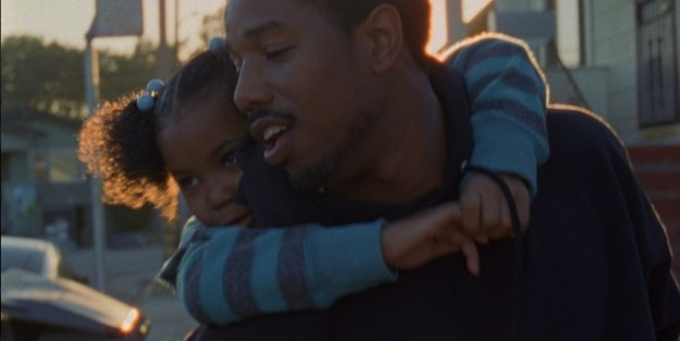 Michael B. Jordan as Oscar Grant in Fruitvale