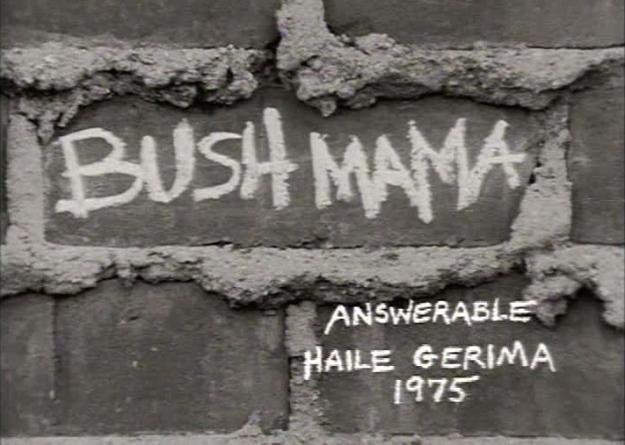 bush-mama